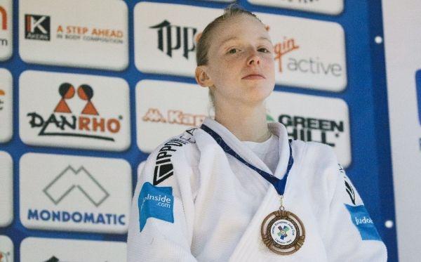 Van Krevel wint brons in Lignano