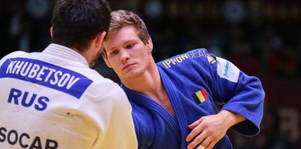 Matthias Casse wint brons in Baku