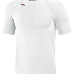 Ippon Gear Compression T-shirt korte mouw wit
