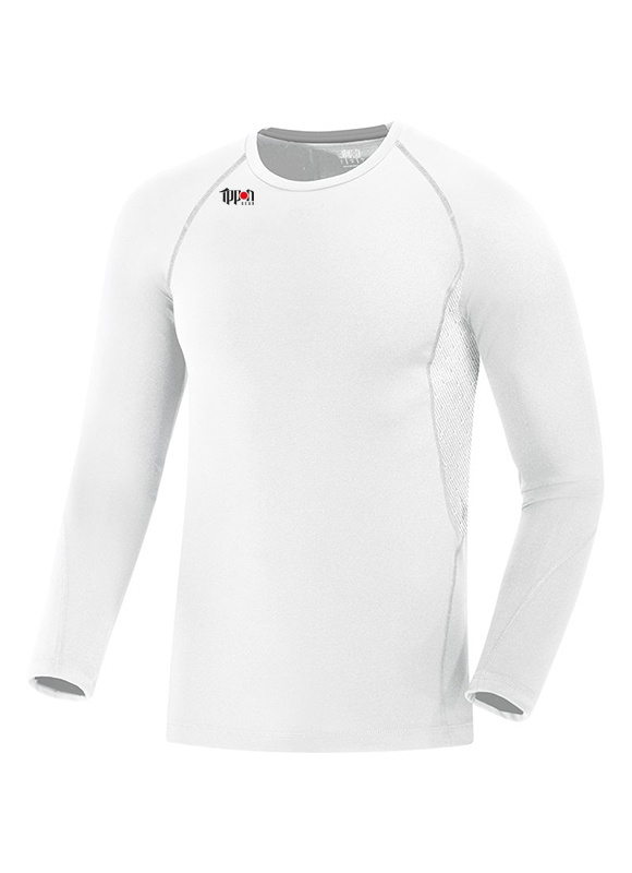 Ippon Gear Compression longsleeve T-shirt wit