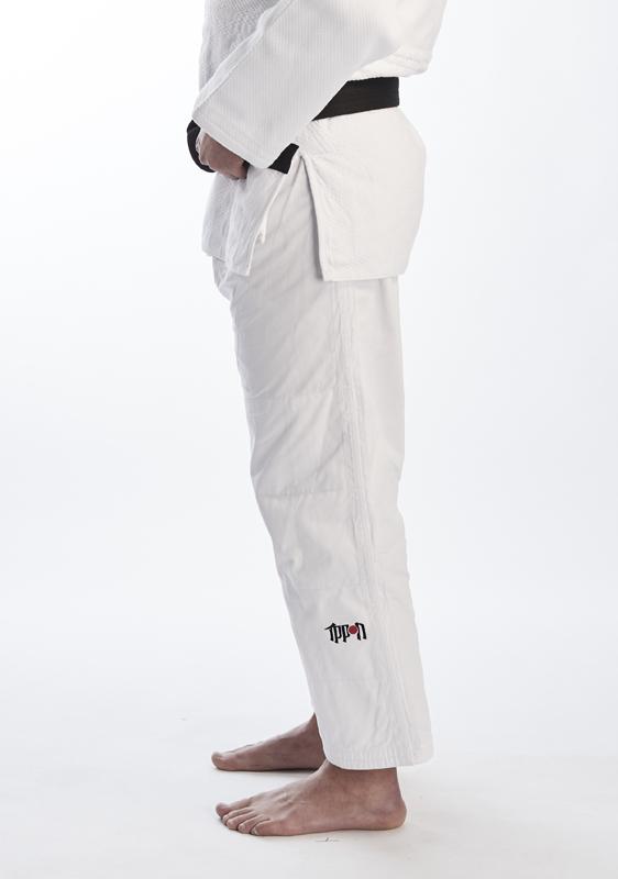 Ippon Gear Legend broek IJF Wit