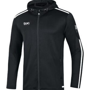 IPPON GEAR Team Hoody Fighter black-white