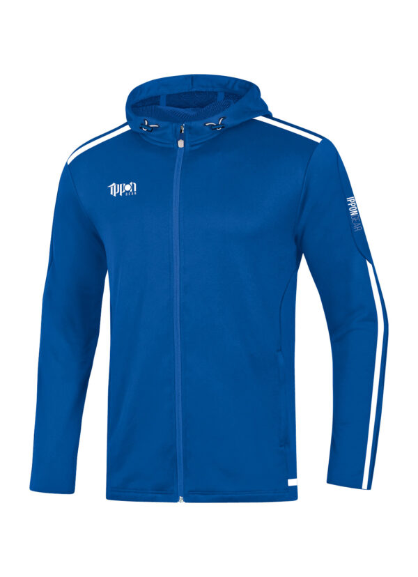 IPPON GEAR Team Hoody Fighter blue-white