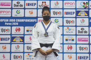 Kim Hooi judoot in IPPON GEAR