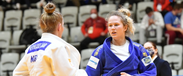 Yael van Heemst in Ippon Gear